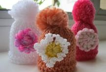 The Big Knit - My Contribution / http://www.innocentdrinks.co.uk/bigknit