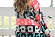 Fall/Winter Fashion Inspiration / by Lauren Benet