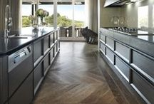 Galley Kitchens / Galley kitchen designs