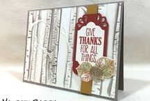 Fantastic Cards & Scrapbook Samples / Inspiring samples that I want to share with you!