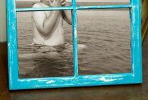 Quadros, Espelhos  e decoração de paredes / utensílios e decoração de parede / by Agulhas Pincéis Artesanato