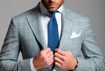 Formal Metro Modern Man / Dressy mens wear, that is fresh and not too formal.