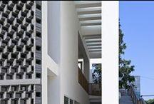 5164_Cullera_Valencia / Villas precedents for a sloped site proposal in Cullera, Spain