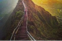 ••hiking•• / by Morgan Tyler