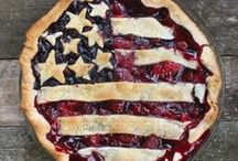 Labor Day Recipes / Red, white and blue-worthy recipes for the grill, slow cooker and more to ensure any cookout, potluck or party has the right food and drink to make it a patriotic success. Perfect for Memorial Day, 4th of July or Labor Day parties.