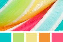 COLOUR > summer / bright & bold colour inspiration