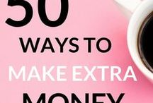 Extra Income and Side Hustles / make money, extra income, side income, surveys, rebates, side hustles, make more money