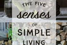 Minimalism - Simplify / Ways to simplify life, household or tasks. #minimalism #declutter