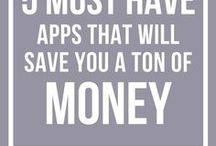 Money Apps / money apps for your phone or computer: grocery apps, budget apps, personal finance apps, spending apps, coupon apps, money tools, budget tools, browser extensions and add-ons