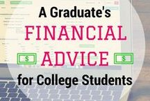 College Finance / Budgeting tips, tricks, and skills for college students as well as other college related money information
