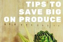 Save Money on Food / Ways to save money on food, meals, groceries, restaurants and dining out