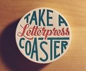 Coasters / Bookends