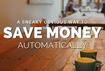 Save Money for the Future / Tips on saving money, how to save money, build up cash, tuck money away, save for the future, emergency fund, deposits, retirement, down payments
