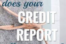 Credit / Topics include credit, credit cards, improving credit, credit scores, credit reports and more