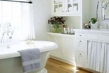 SOAK {Bathroom IDEAS} / by Northern Cottage