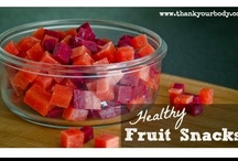 Recipes to Try: Snacks & Finger Foods / by Stacy of Paleo Parents