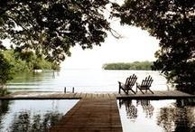 LAKE & Cabin Dreaming