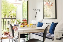 Colorful Kitchen & Dining / Items I would love to have in my kitchen and dining rooms.