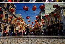 Du lịch Macau