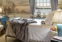 AT HOME - BEDTIME & SLEEPING QUARTERS / Favorite Places to Sleep! #Bedroom #Bedtime ♥♥♥The Daily Basics.com ♥♥♥