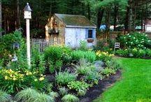 Garden: GO TO BED