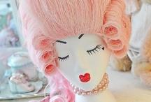 Marie Antoinette-esque