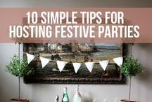 Party Tips and Ideas / Party, Get-together, Celebrations, Gatherings
