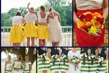 Bridal Party Dresses / Looking for beautiful eco-friendly bridal bouquets? Browse our wedding bouquets board. You will find lovely wedding bouquet ideas made from local, seasonal and organic flowers.  / by Green Bride Guide