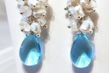 Something Blue / Check out our eco-friendly gorgeous something blue bridal ideas! You will find dozen of something blue ideas that don't harm the earth.  / by Green Bride Guide
