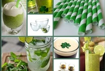Green Drinks / Need ideas for a signature green drink for your wedding reception? Browse our organic drinks board and find inspiration! / by Green Bride Guide