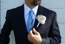Boutonnieres / Looking for eco-friendly wedding boutonnieres? Browse our earth friendly boutonnière ideas here. / by Green Bride Guide