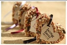 Favors / Looking for eco-friendly favors for your wedding? Check out our earth-friendly favors board for recycled paper favors, plantable seed favors, edible wedding favors and more.  / by Green Bride Guide