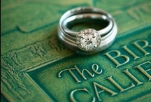 Wedding Rings / Looking for eco friendly rings? Browse our gorgeous earth-friendly bridal rings board and get ideas for your perfect rustic jewelry rings. Ethical gemstones, recycled gold wedding bands, conflict-free diamonds and more.  / by Green Bride Guide