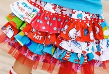 Kids' Clothing / by Amy Witty