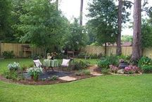 Garden:  Down the PATH