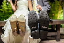 Eco Bridal Style: Real Green Weddings / Browse our real eco-friendly weddings board. You will find green wedding stories and ideas from real couples.