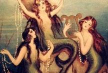 Miranda's Favorite Mermaids! ♥ / by Miranda Bried