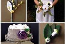 Wedding Decor / Looking for eco-friendly wedding decoration ideas? Check out our green wedding décor ideas board. - including garlands, aisle runners, flowers, and other wedding decor ideas.