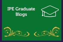 IPE Graduate Blogs / Enjoy these informative blogs from some of our graduates! / by Institute for the Psychology of Eating