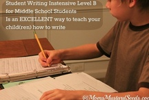 Homeschool - Writing