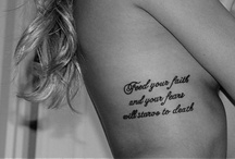 Tattoo love / by Aly Smith