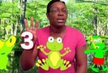 Early Literacy- Fingerplay Demo Videos