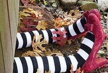 HALLOWEEN DECORATING! / We'd love to have you join our board for Halloween Decorating ideas, and yes, sneak in some yummy good looking recipes,too! DIY ideas, DIY costumes welcome - please no Store bought costumes or masks. This is a creative resource. Email whoswho@thedailybasics.com for a join request! Happy Halloween!!!!!!!!! / by TheDailyBasics