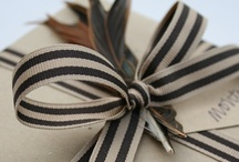 Gift Wrapping  / by Nikki Hutchinson