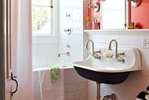For the Home - Bathroom / by Amy Witty