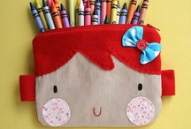 Sewing - Bags, Pouches, & Wallets / by Amy Witty