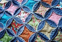 Sewing - Blankets & Quilts / by Amy Witty
