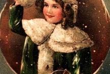 christmas cards / kerstkaarten