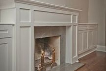 fire place / by Darlyne Henry