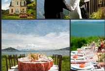 Summer Wedding / Ideas for an eco-friendly summer wedding / by Green Wedding Ideas by Green Bride Guide / Kate